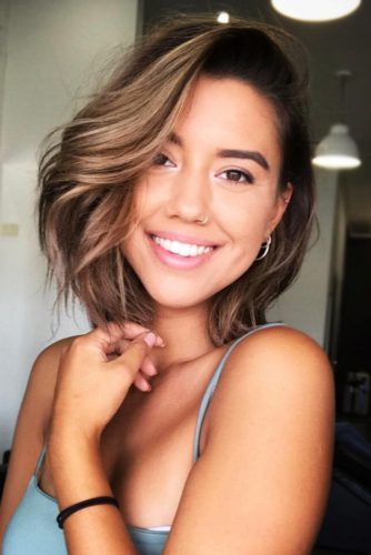 the most charming short haircuts for different face shapes 18