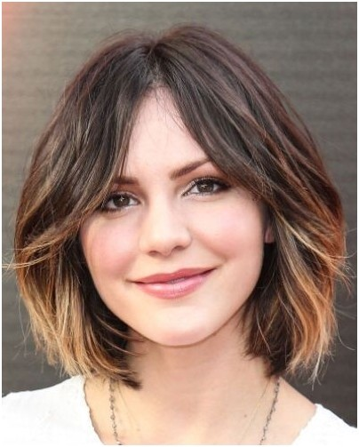 the most charming short haircuts for different face shapes 19