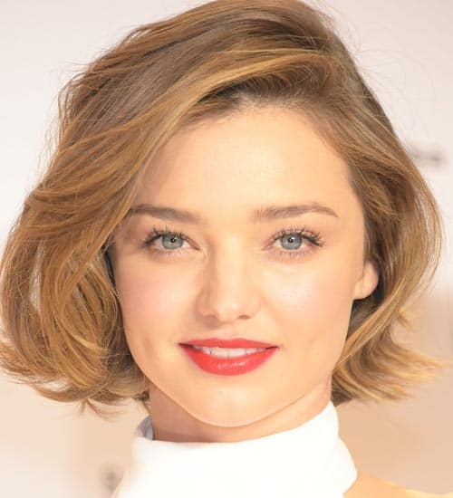 the most charming short haircuts for different face shapes 24