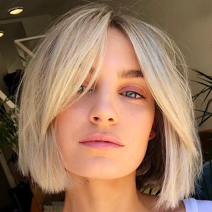 the most charming short haircuts for different face shapes 30