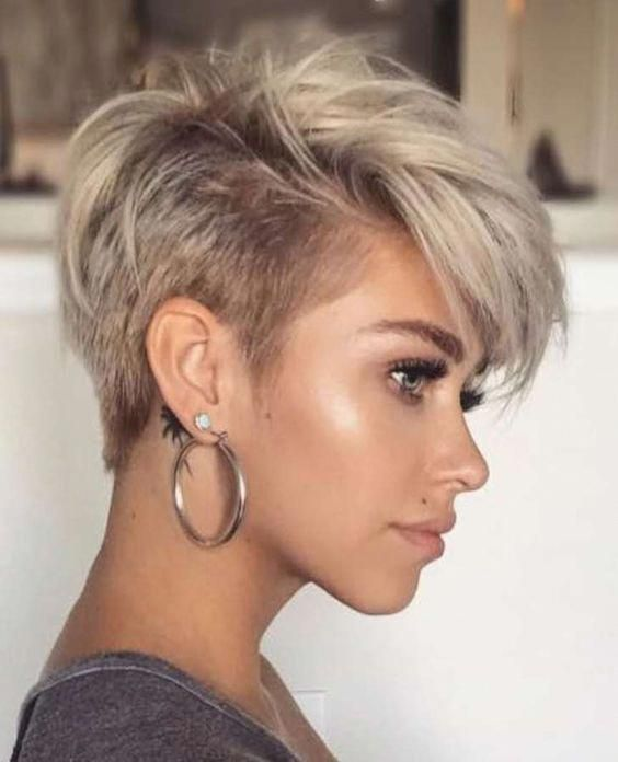 the most charming short haircuts for different face shapes 32
