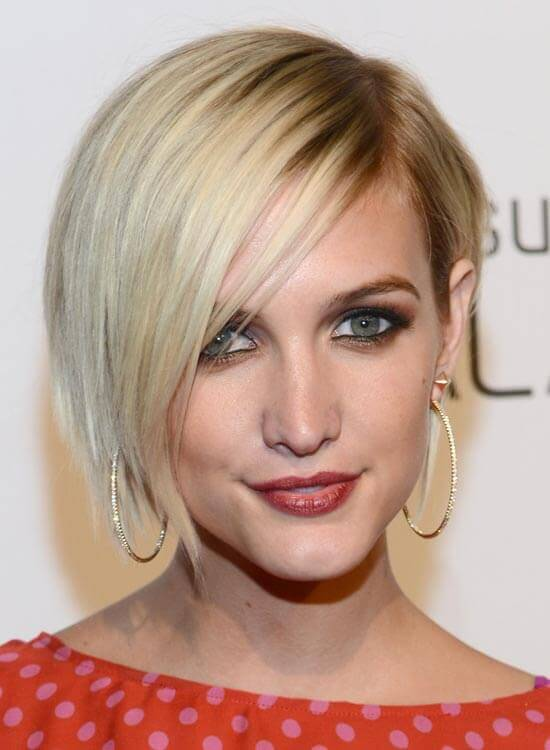 the most charming short haircuts for different face shapes 34