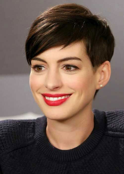 the most charming short haircuts for different face shapes 4