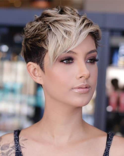 the most charming short haircuts for different face shapes 5