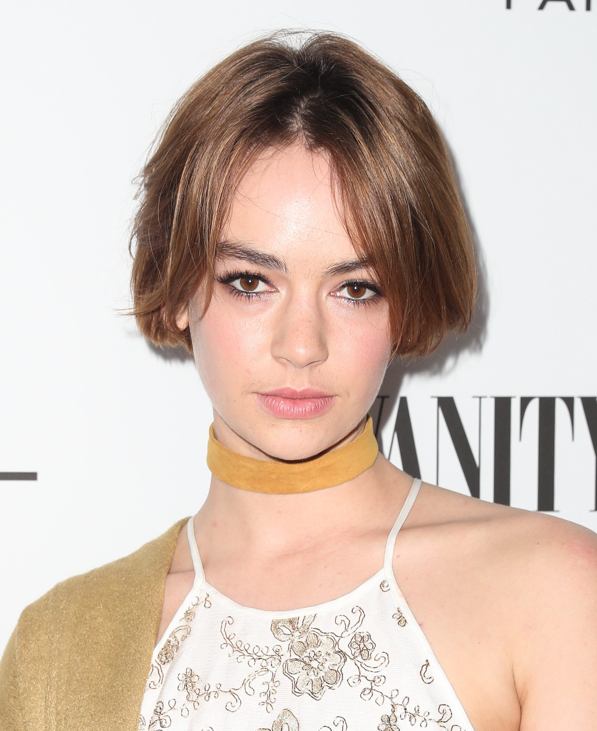 the most charming short haircuts for different face shapes 8