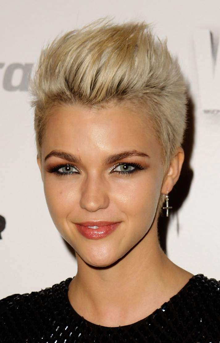the most charming short haircuts for different face shapes 9