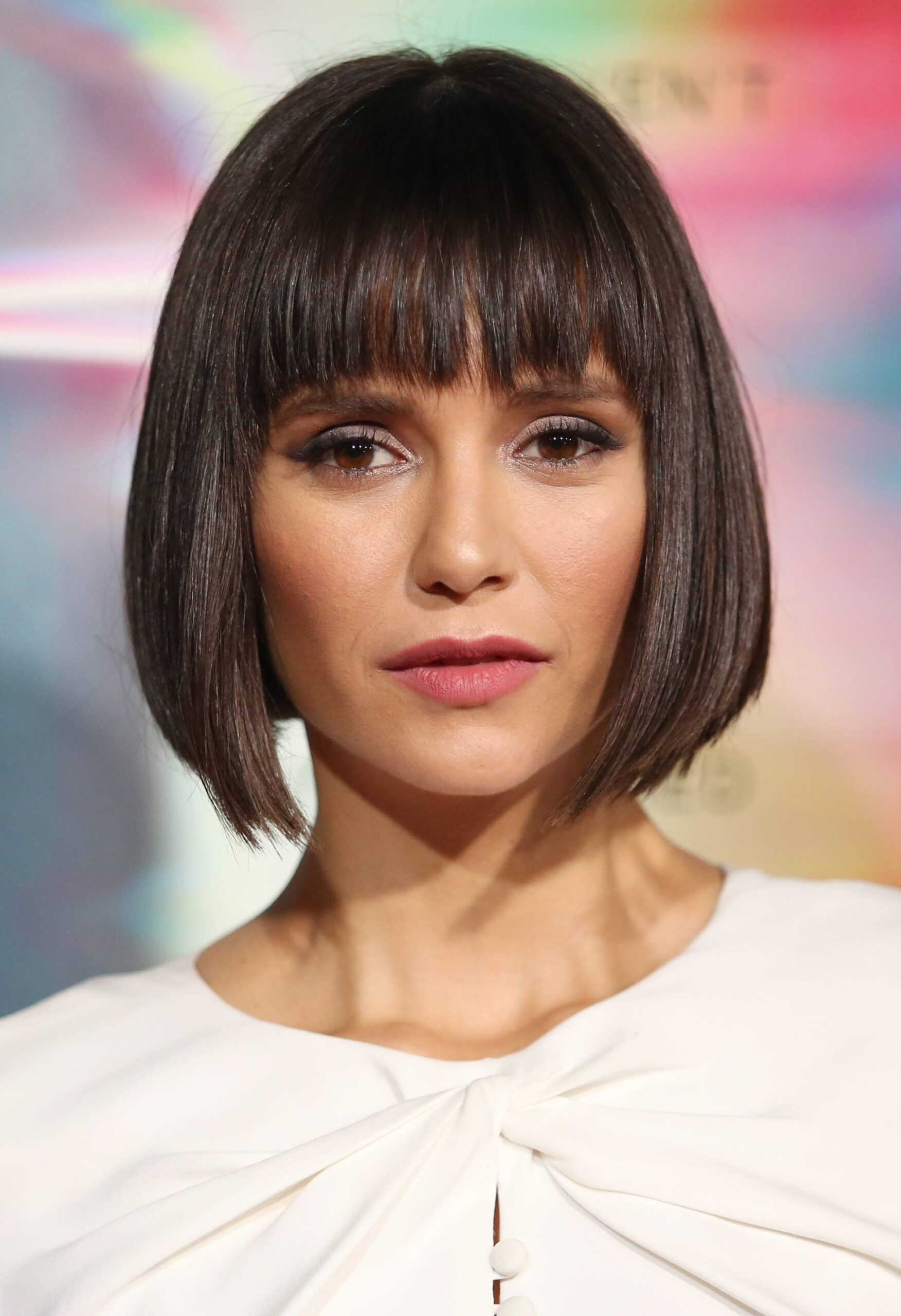 the most stunning hairstyles combining short hair with bangs 10