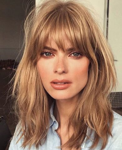 the most stunning hairstyles combining short hair with bangs 7