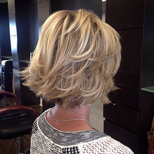 wash and wear haircuts for women over 50 new 11