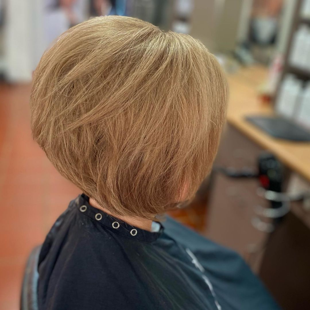 wash and wear haircuts for women over 50 new 2