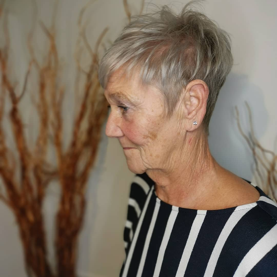 wash and wear haircuts for women over 50 new 22