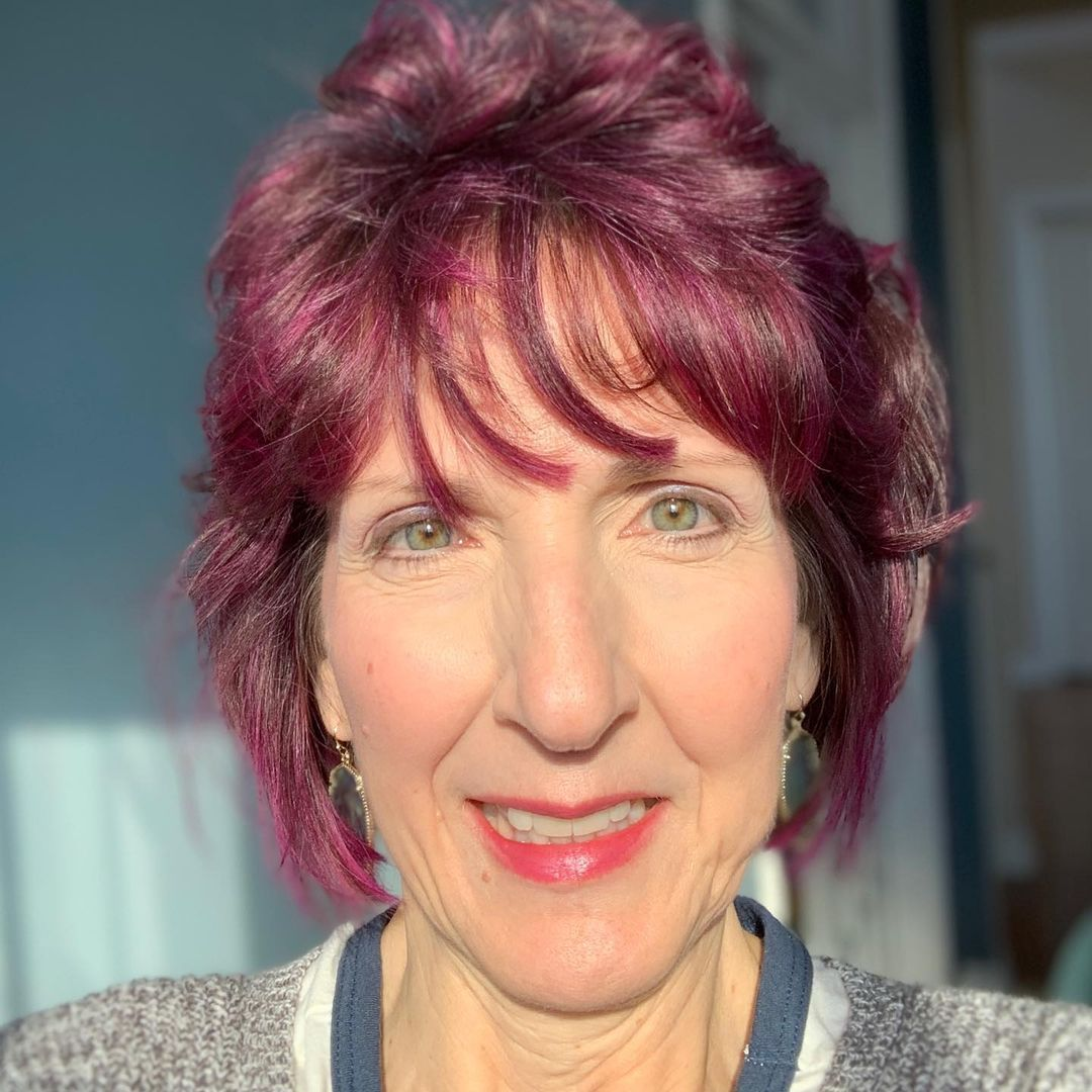 wash and wear haircuts for women over 50 new 4