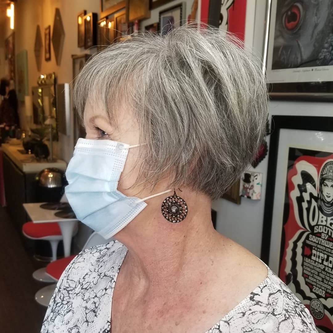wash and wear haircuts for women over 50 new 7
