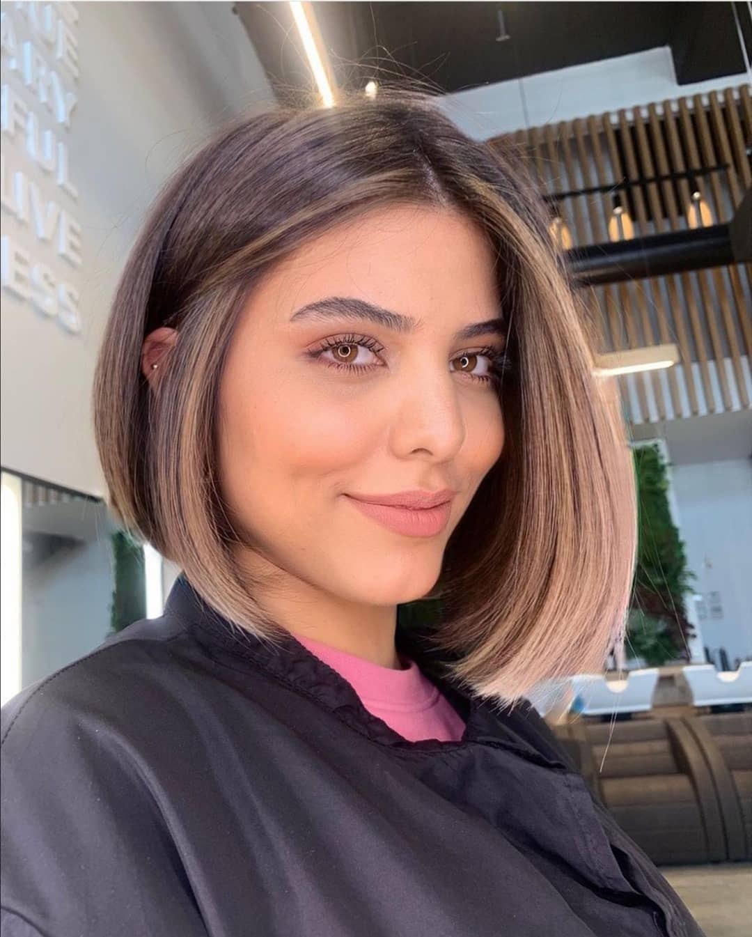 best bob haircut pictures to get a modern look 14