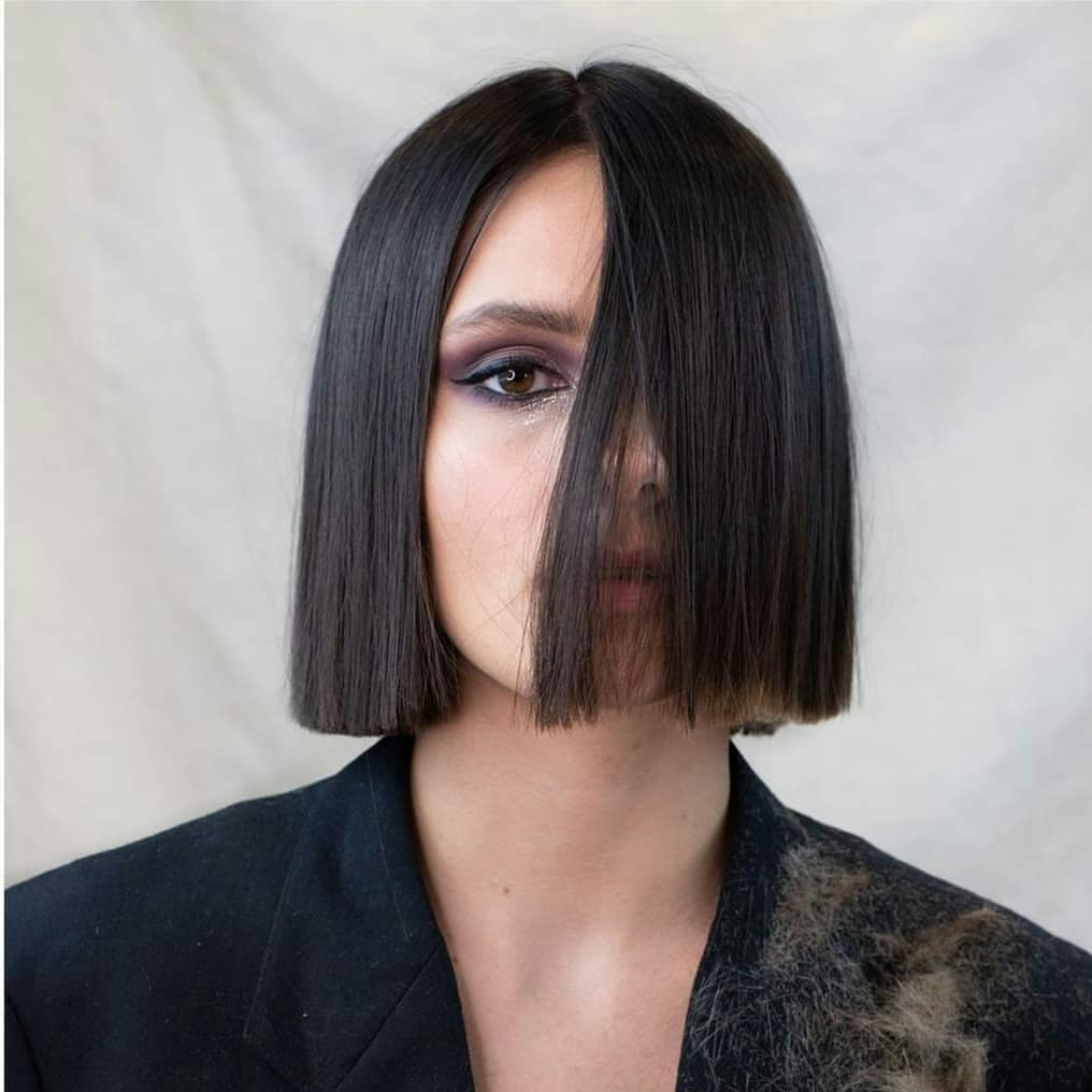 best bob haircut pictures to get a modern look 16