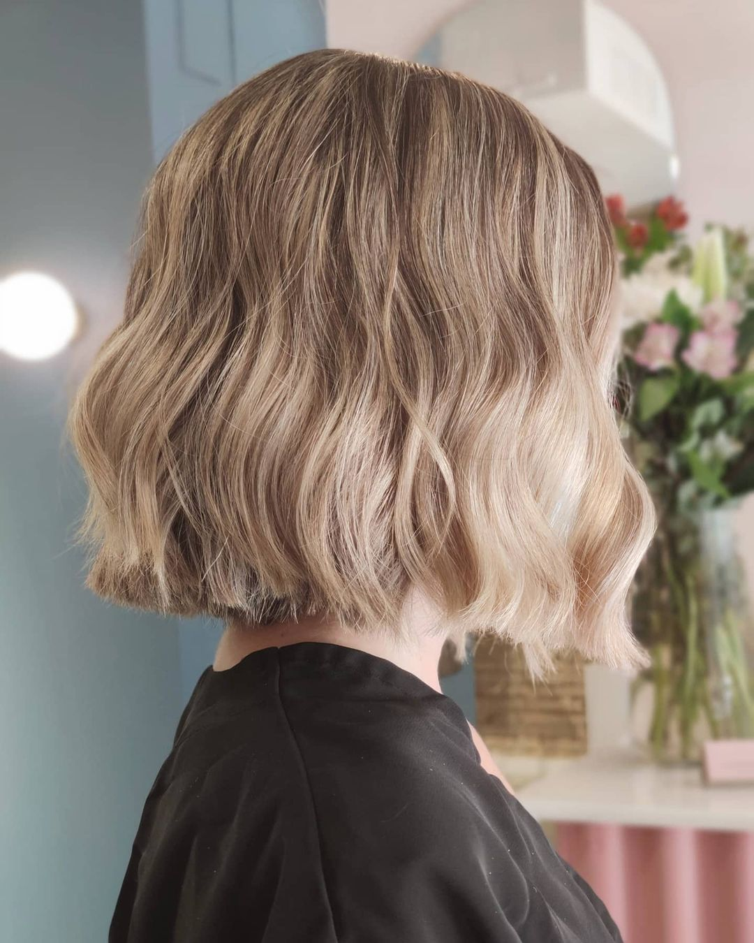 best bob haircut pictures to get a modern look 17