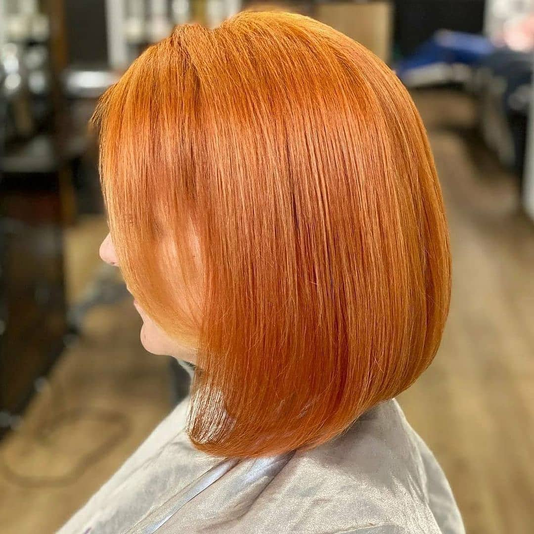 best bob haircut pictures to get a modern look 19