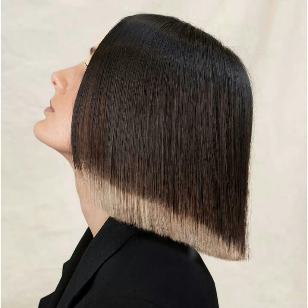 best bob haircut pictures to get a modern look 2
