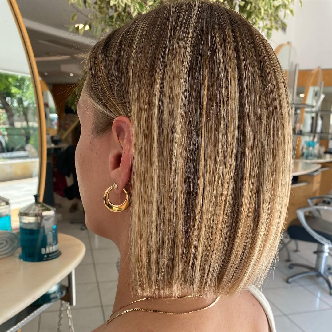 best bob haircut pictures to get a modern look 20