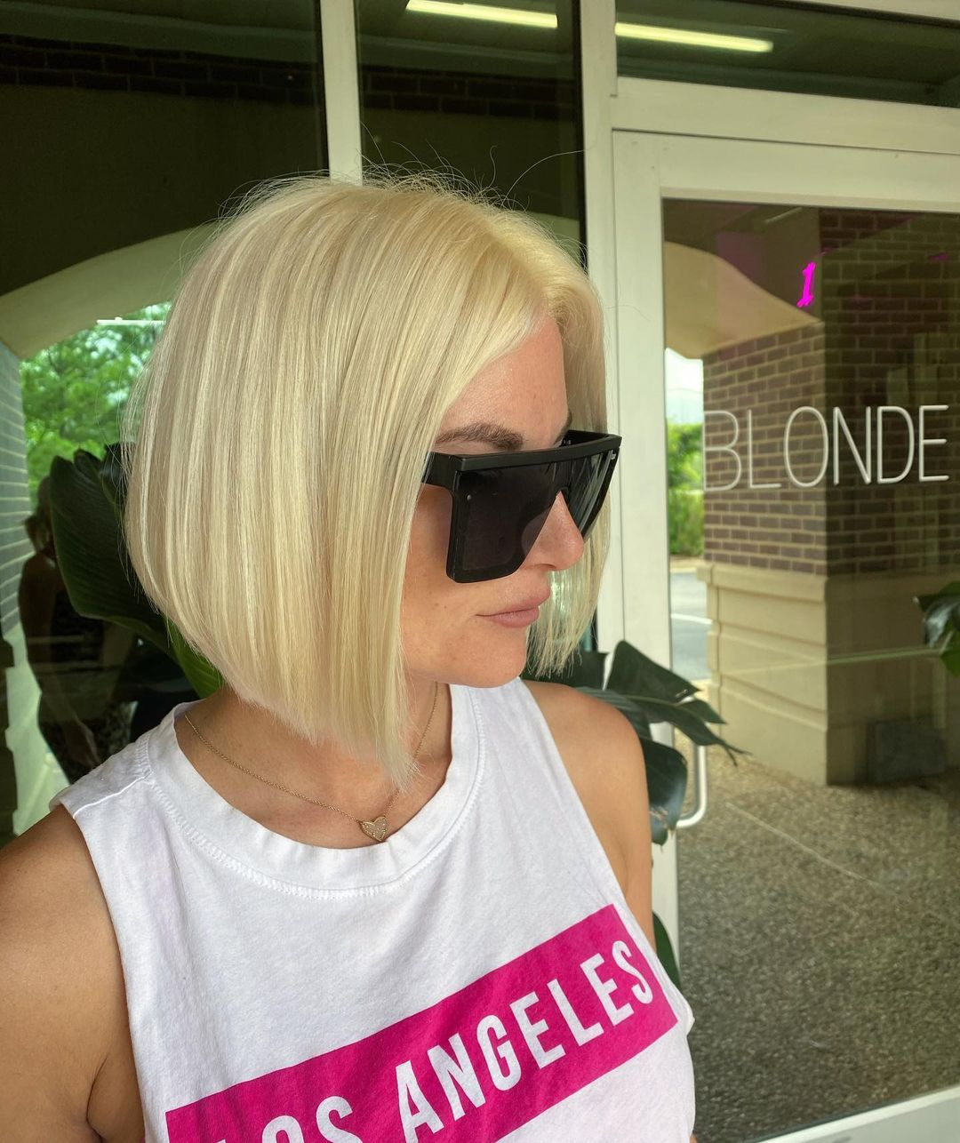 best bob haircut pictures to get a modern look 22