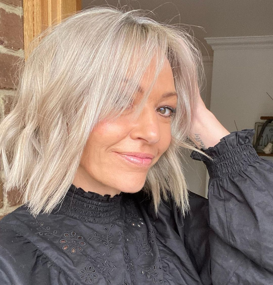 best bob haircut pictures to get a modern look 26