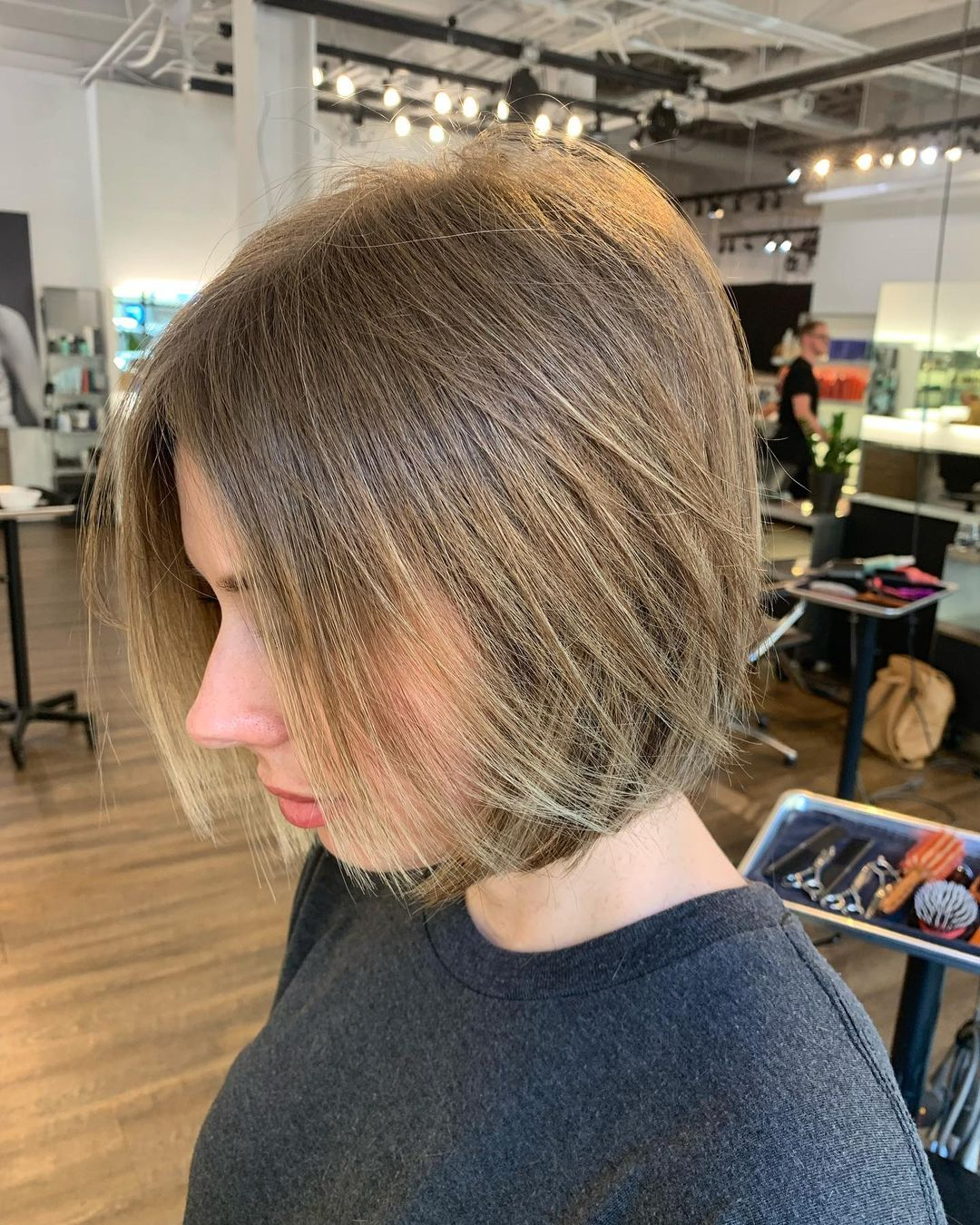 best bob haircut pictures to get a modern look 5
