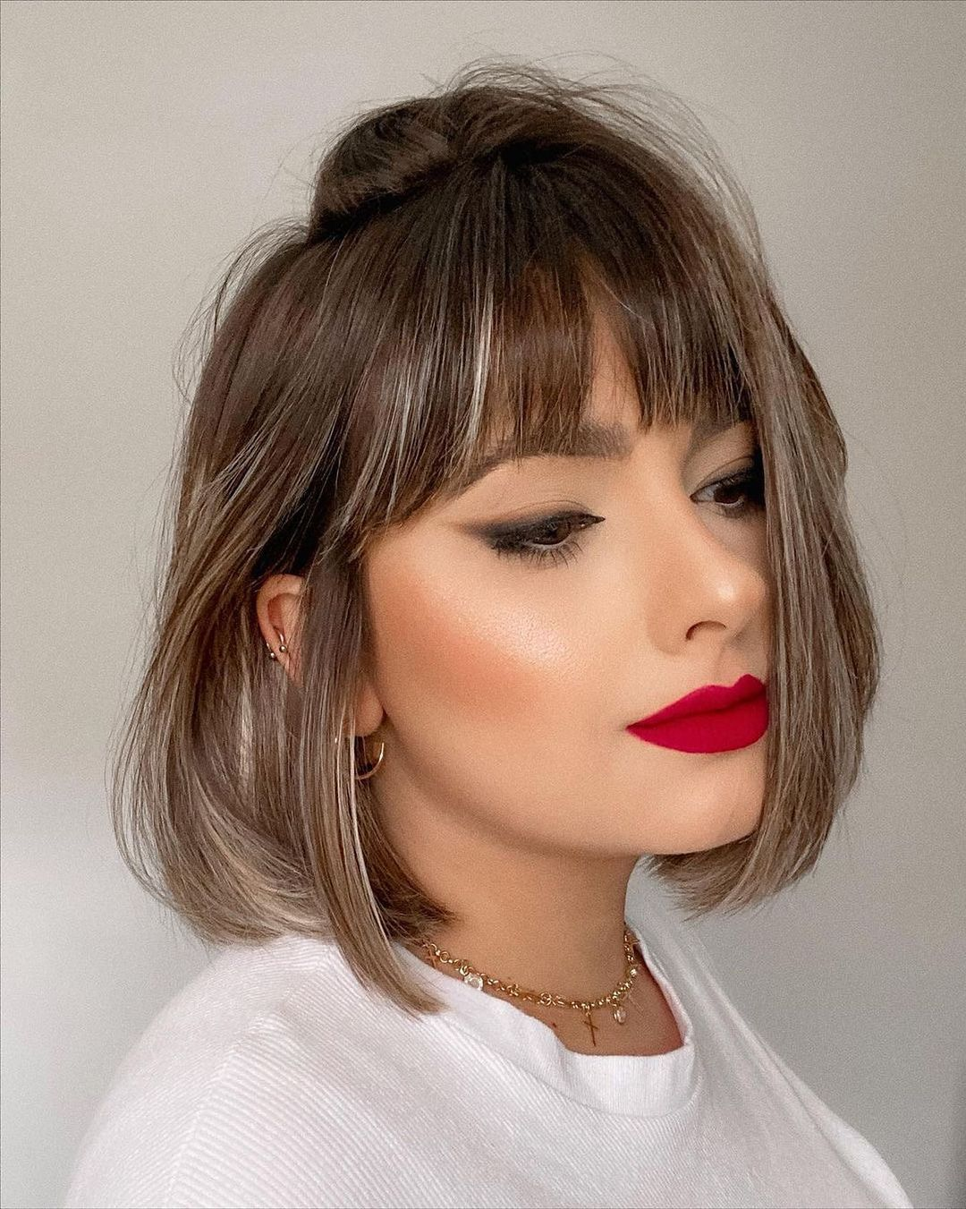 best bob haircut pictures to get a modern look 6