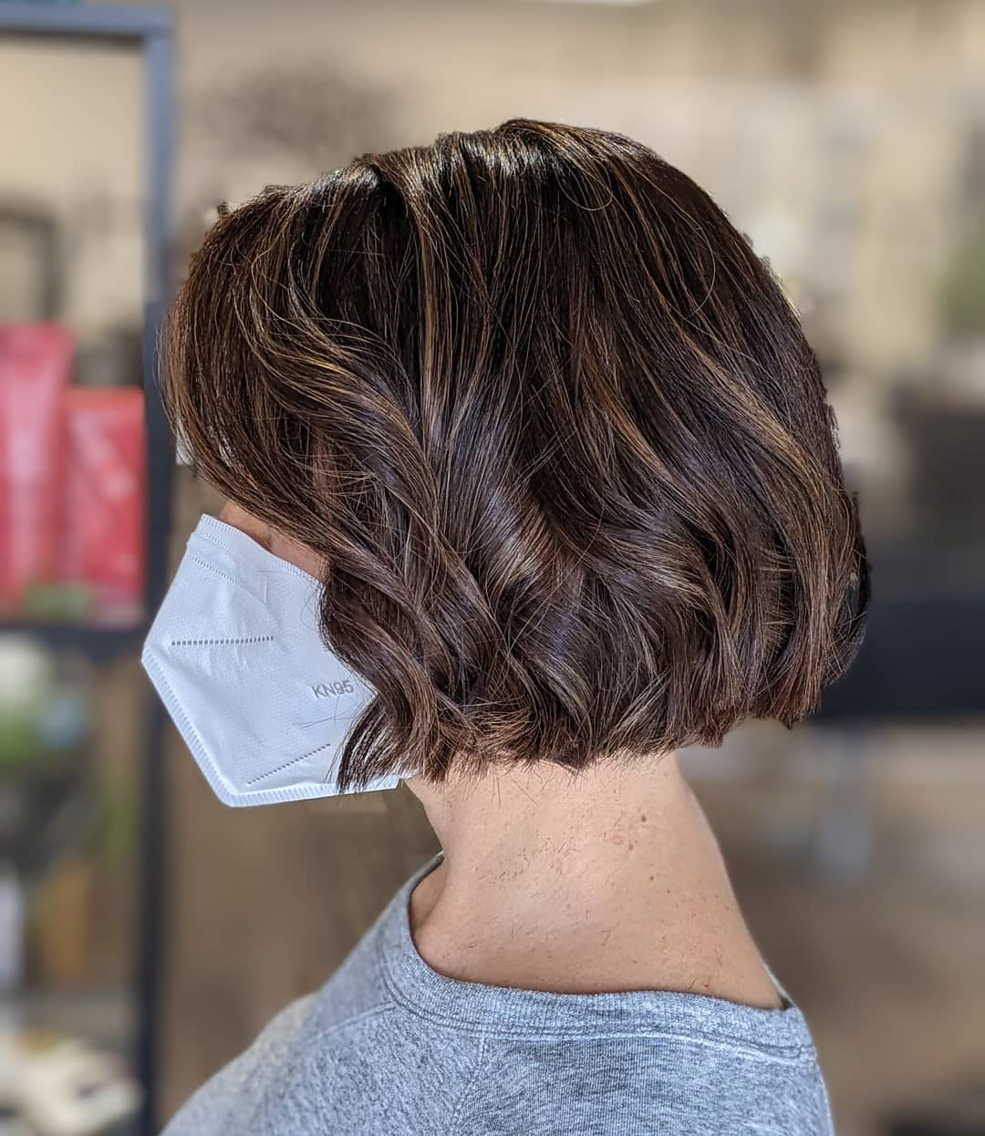 best bob haircut pictures to get a modern look 8