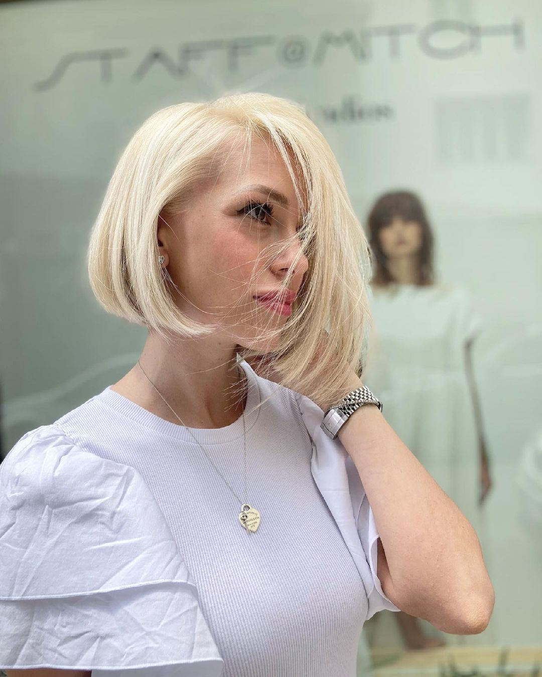 best bob haircut pictures to get a modern look 9