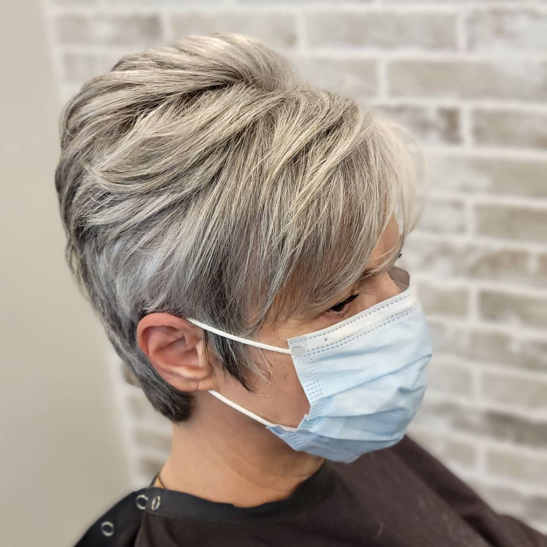 short hairstyles for women over 50 new 22