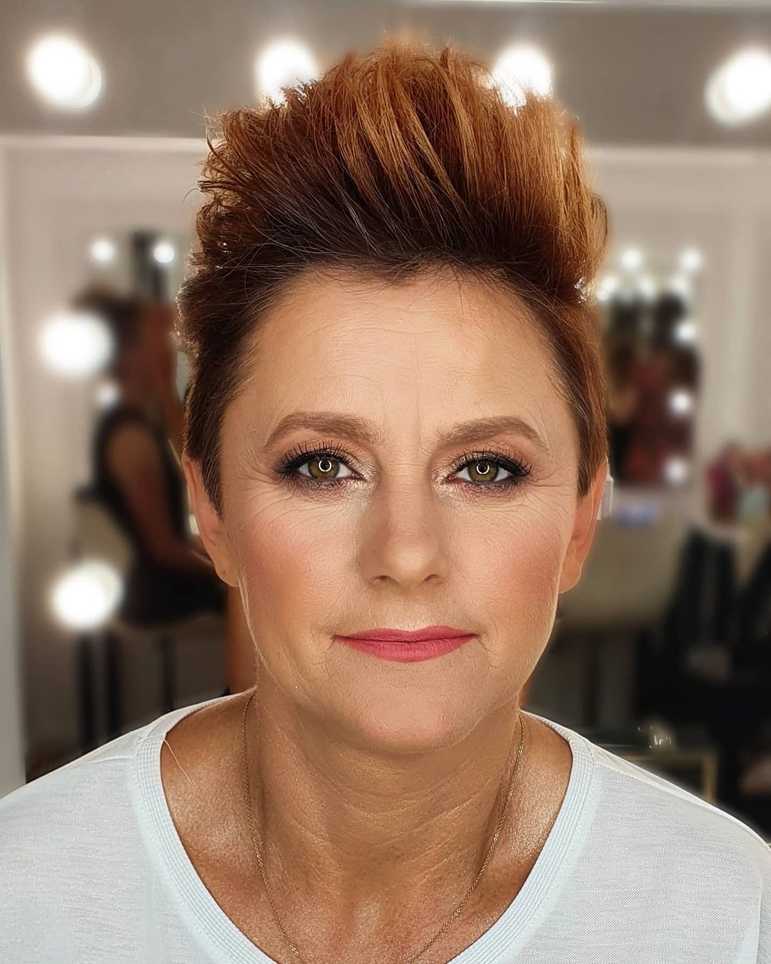 short hairstyles for women over 50 new 25