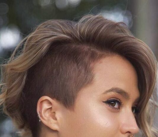 one sided shaved hairstyles 10