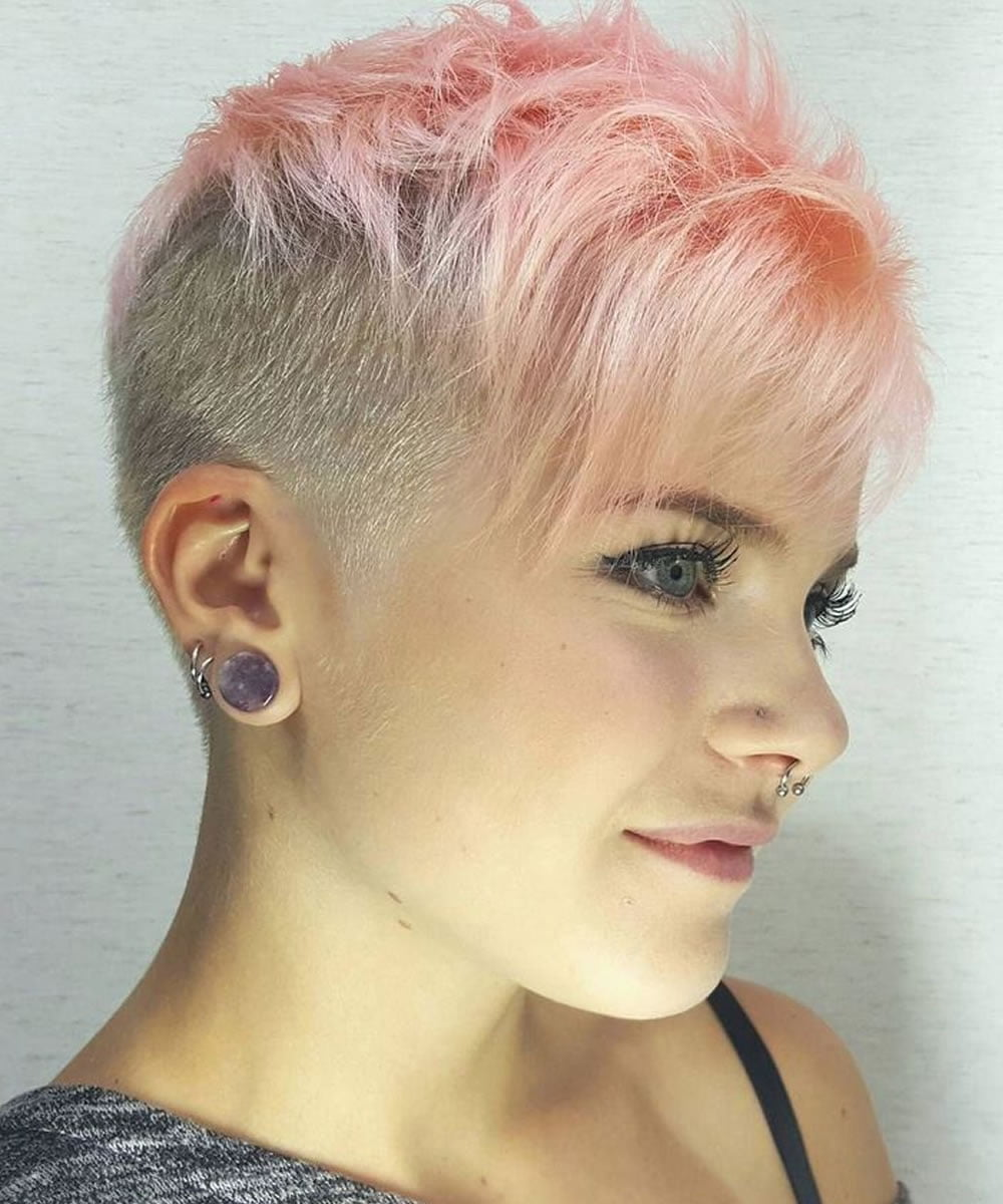 one sided shaved hairstyles 22