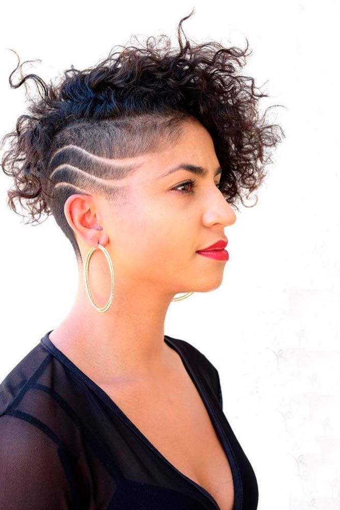 one sided shaved hairstyles 3