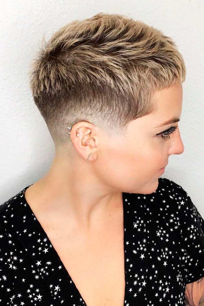 one sided shaved hairstyles 8
