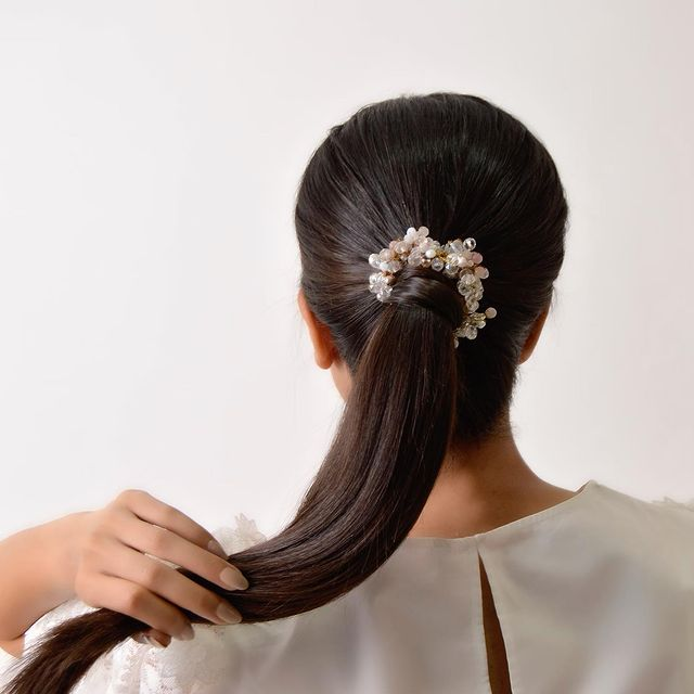 ponytail hairstyles for black hair 13