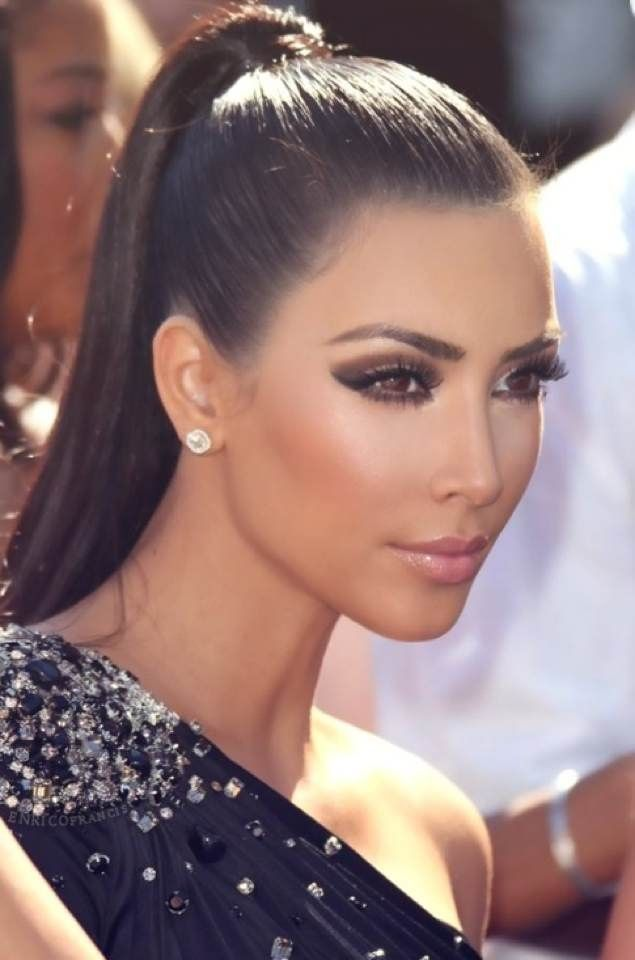 ponytail hairstyles for black hair 7