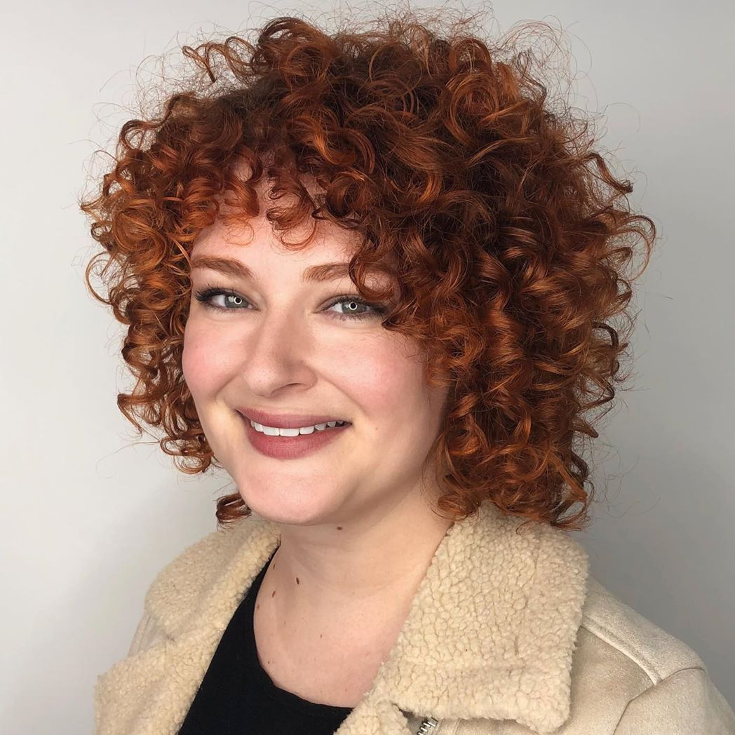 short hairstyles for plus size women 1