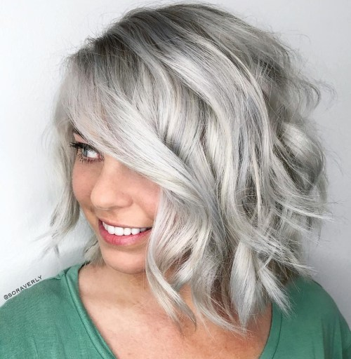 short hairstyles for plus size women 16