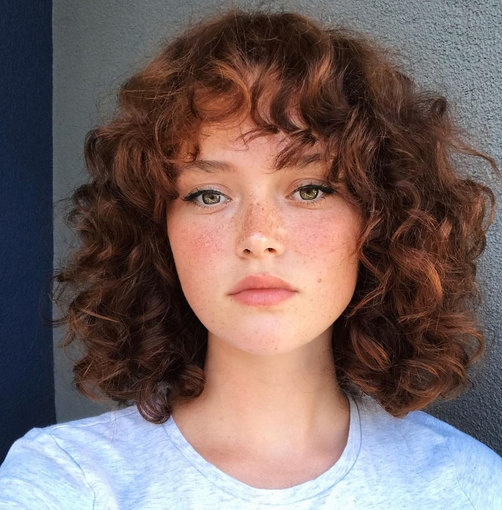 trending hairstyles for chubby faces 18