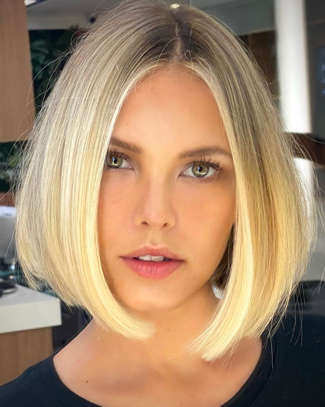 trending hairstyles for chubby faces 20