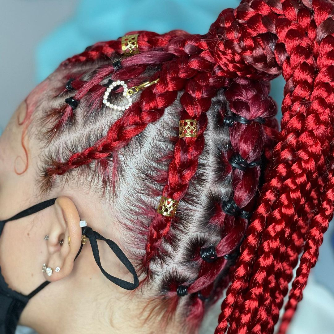 weave hairstyles for teenagers 11