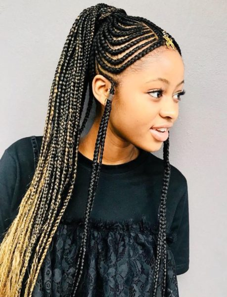 weave hairstyles for teenagers 2