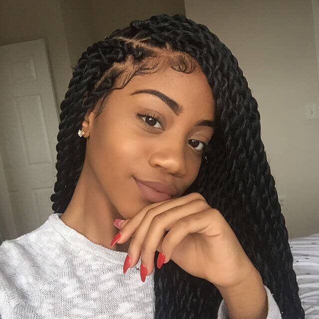 weave hairstyles for teenagers 21