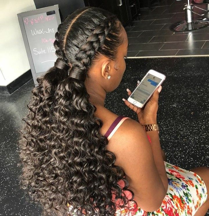 weave hairstyles for teenagers 7