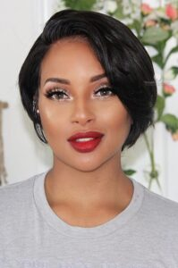 what are the best short natural haircuts for black females 22