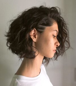 what is the best haircut for short curly hair 17