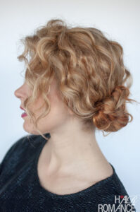what is the best haircut for short curly hair 20