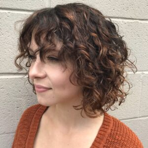 what is the best haircut for short curly hair 24