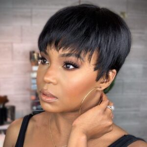 is long or short hair better for plus size 9